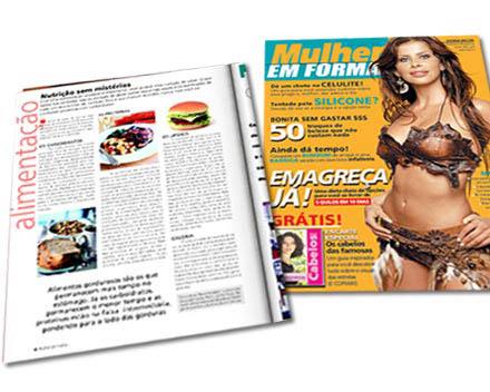 revista mulher em forma