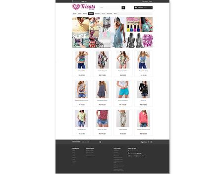 e-commerce tricastore