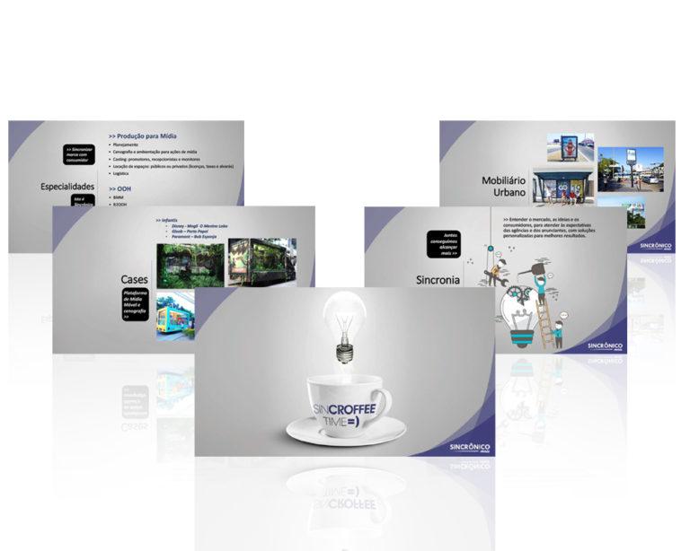 mídia kit sincrônico mais
